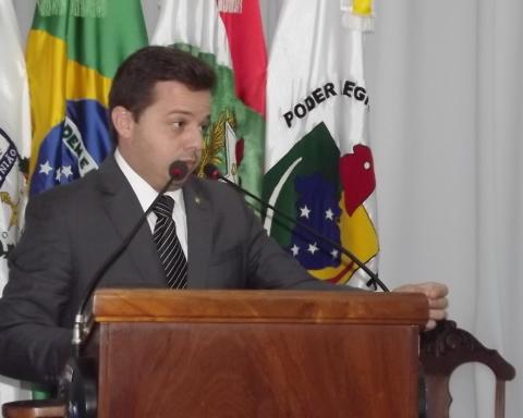Vereador Christian Martins