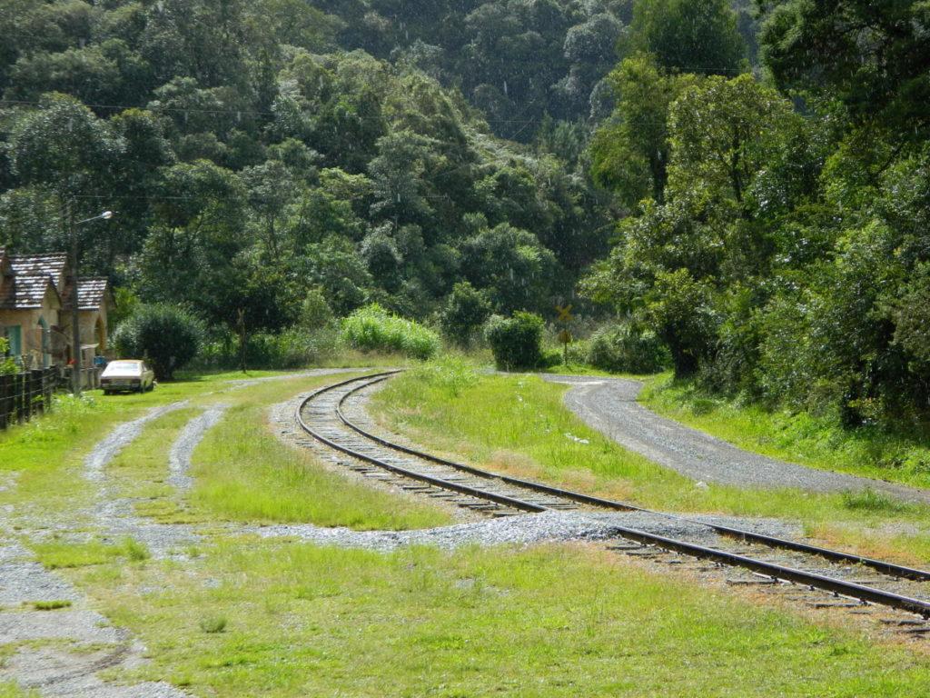Estrada de Ferro Porto União Matos Costa