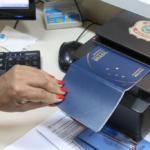 Emissão de passaportes