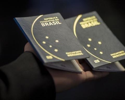 Governo pede crédito para emissão de passaportes