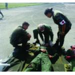 Profissionais da saúde atuando nas Forças Armadas