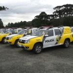 Novas viaturas recebidas pela PM de União da Vitória