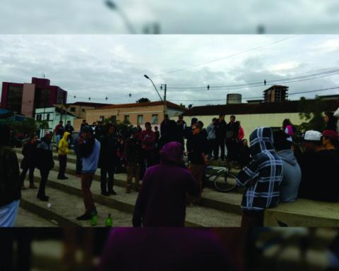 Batalha da Fonte acontece na Praça do Contestado