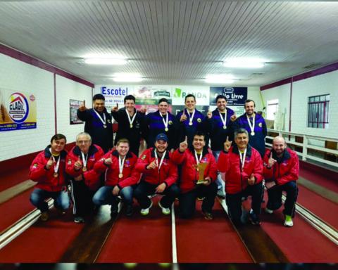 Times de Bituruna encerram Jogos Abertos com 6 medalhas