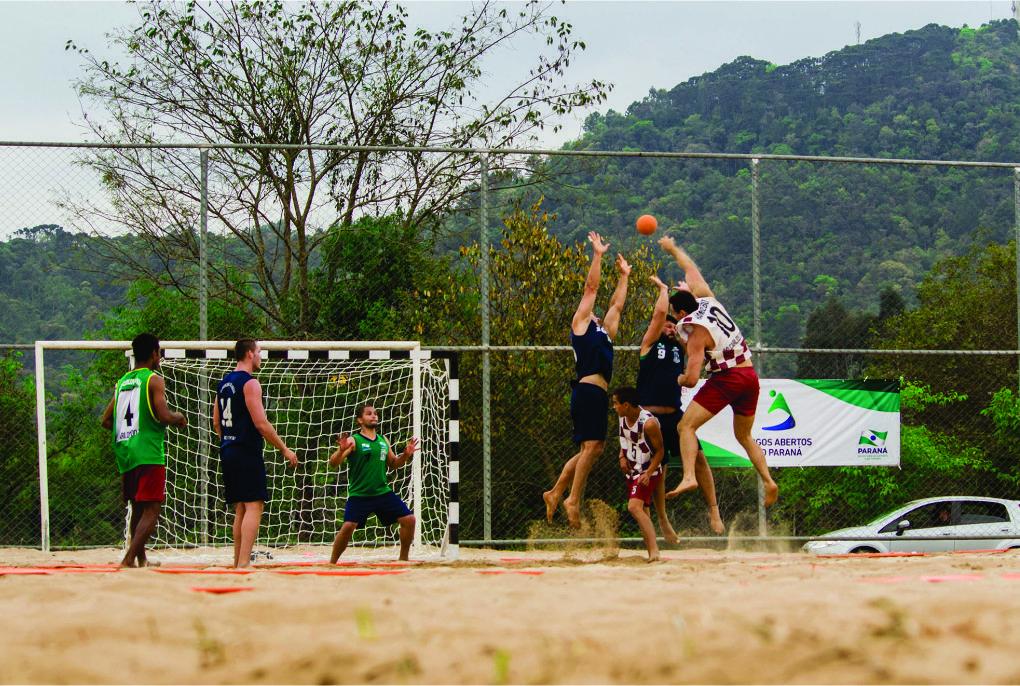 Uni o da vit ria recebe cerca de 3 mil atletas o iguass for Camping cerca de vitoria