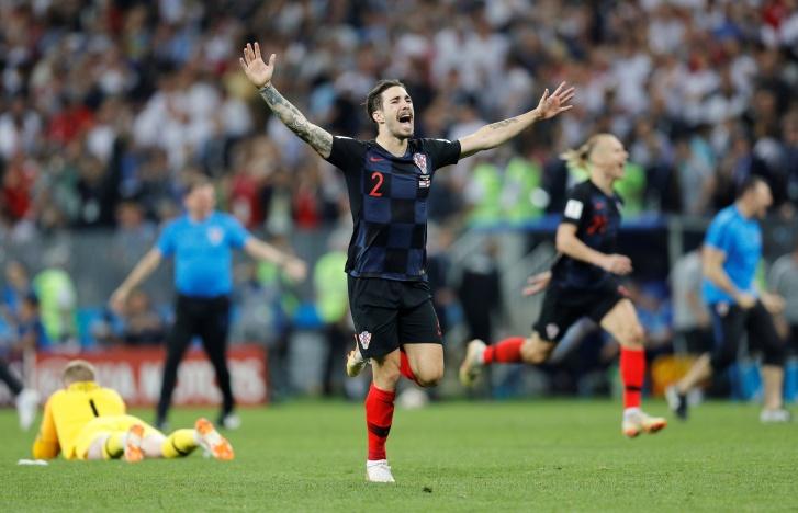Fim de jogo: Croácia vence Inglaterra e está na final da Copa do Mundo 2018