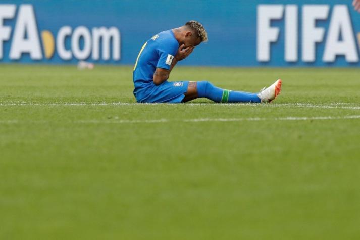 Copa 2018: Neymar chora após desclassificação